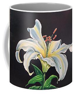 Moon Light Lilly Coffee Mug