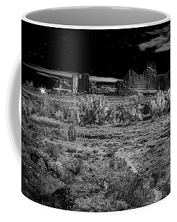 Coffee Mug featuring the photograph Moon Light by Steven Reed