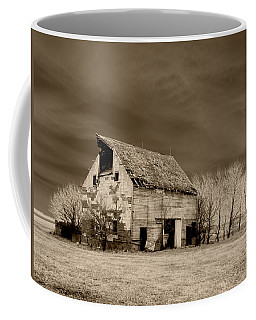 Moon Lit Sepia Coffee Mug