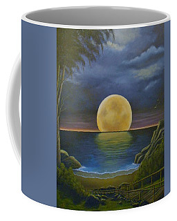 Moon Of My Dreams II Coffee Mug