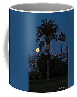 Moon On The Rise Coffee Mug