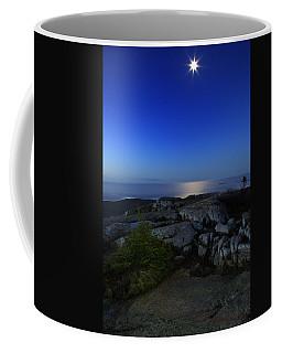 Moon Over Cadillac Coffee Mug