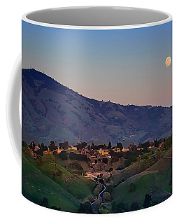 Moon Over Diablo Coffee Mug