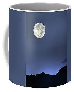 Moon Over Ko'olau Coffee Mug