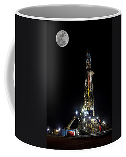 Moon Over Latshaw 10 Coffee Mug