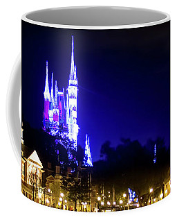Moon Over Magic Coffee Mug