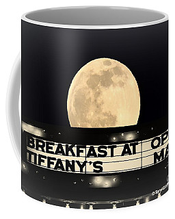 Moon Over Tiffany's Coffee Mug