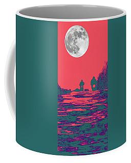 Moon Racers Coffee Mug