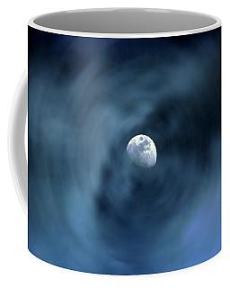 Moon Swirl Coffee Mug