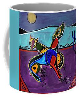 Moon Talk Coffee Mug