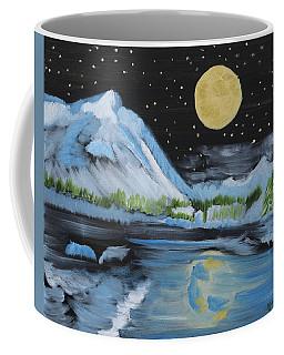 Moon Wishes Coffee Mug