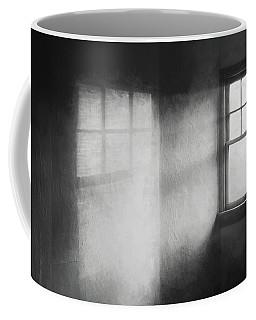 Moonbeams On The Attic Window Coffee Mug