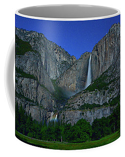 Moonbow Yosemite Falls Coffee Mug