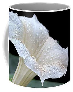 Moonflower - Rain Drops Coffee Mug
