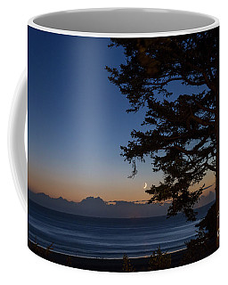 Moonlight At The Beach Coffee Mug