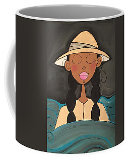 Moonlight Baptismal  Coffee Mug