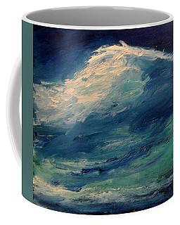 Moonlight Coffee Mug by Fred Wilson