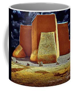 Moonlight In Ranchos Coffee Mug