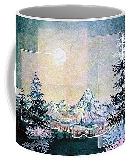 Moonlight Mountain Coffee Mug