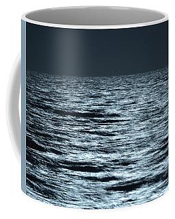 Moonlight On The Ocean Coffee Mug