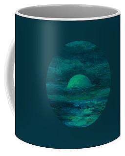 Moonlight On The Water Coffee Mug