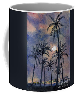 Moonlight Over Key West Coffee Mug