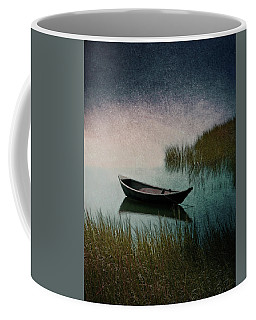Moonlight Paddle Coffee Mug