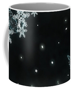 Moonlight Snow Burial Coffee Mug