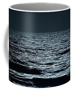 Moonlight Waves Coffee Mug