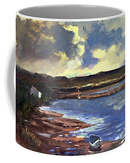 Moonlit Beach Coffee Mug