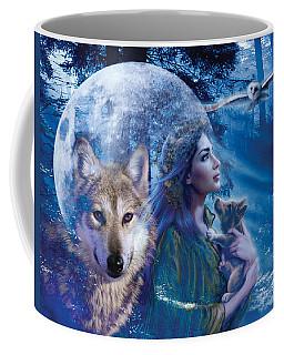 Moonlit Brethren Variant 1 Coffee Mug