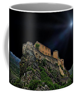 Moonlit Castle Coffee Mug