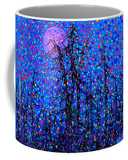 Moonlit Forest Coffee Mug
