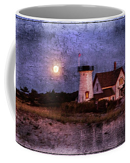 Moonlit Harbor Coffee Mug