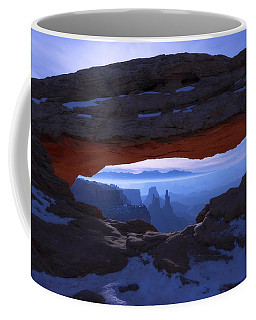 Moonlit Mesa Coffee Mug