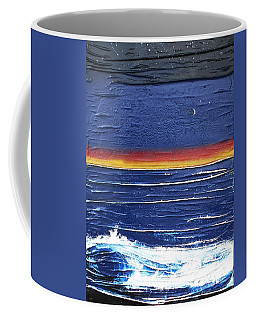 Moonlit Seascape Coffee Mug