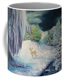 Moonlit Surprise Coffee Mug