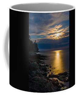 Moonrise From The Cloudbank Coffee Mug