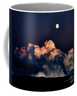 Moonrise In Taos Coffee Mug