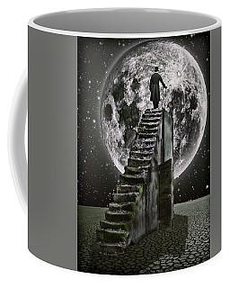Moonrise Coffee Mug by Mihaela Pater