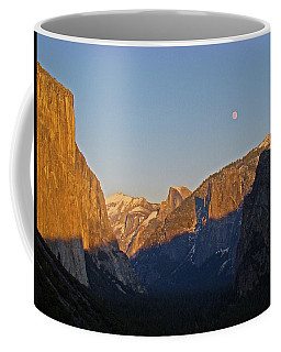 Moonrise Coffee Mug by Walter Fahmy