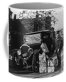 Moonshine Car Chase Coffee Mug