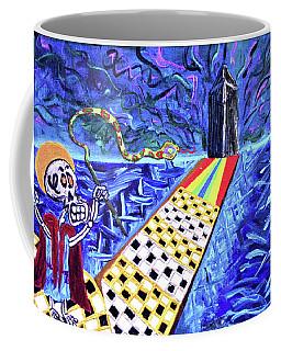 Moooshe And The Red Sea Coffee Mug