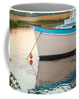 Moored Boat 2 Coffee Mug