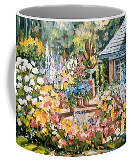 Moore's Garden Coffee Mug