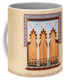 Moorish Window II Coffee Mug