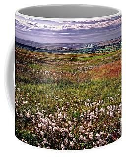 Moorland Cottongrass Coffee Mug