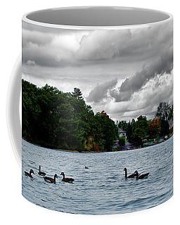 Moose Beach Point Coffee Mug