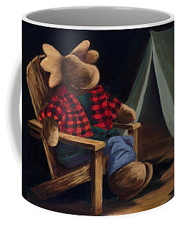 Moose Camp Coffee Mug