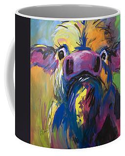 Moove Aside Coffee Mug